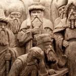 Elképesztő szobrok a Wieliczka Sóbányában