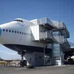 Jumbo Hostel – repülőgép szálloda Svédországban