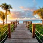 Paradicsomi környezet a Turks és Caicos-szigeteken