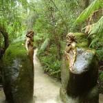 Sanctuary – szoborpark az erdő mélyén