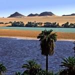 Tórendszer a Szahara-sivatagban