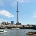 Tokyo Skytree – a  világ második legmagasabb épülete