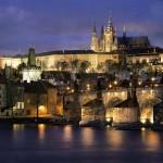 Prazsky hrad – a prágai vár