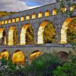 Pont du Gard – római kori vízvezeték