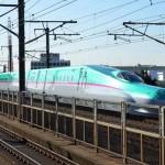 Japánban 320 km/h az új vasúti rekord