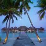 Soneva Gili üdülőkomplexum a Maldív-szigeteken