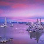 Gyönyörű fotók a kaliforniai Mono-tóról