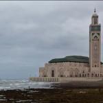 A marokkói II. Hassan-mecset