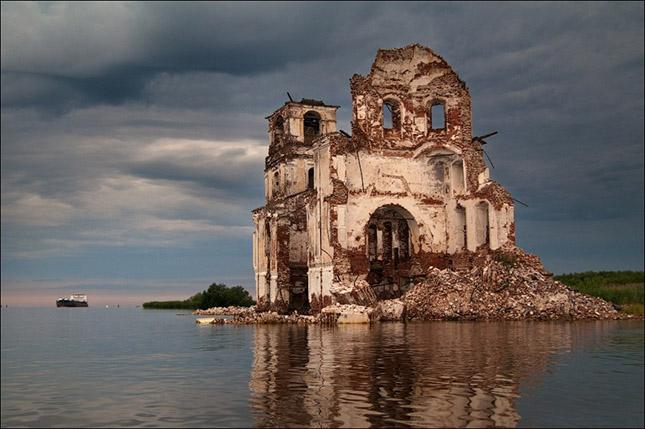 A Krokhino templom, Oroszország