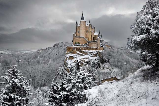 Alcázar of Segovia