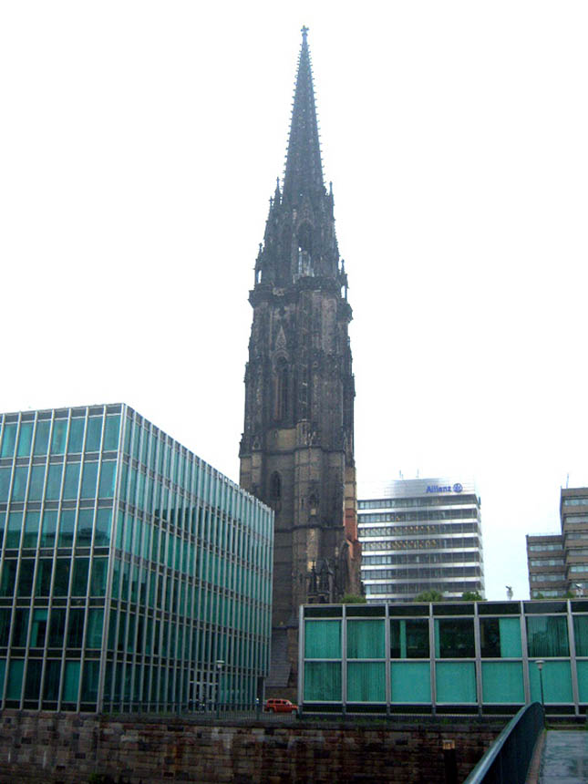 Cathedral of St. Nicholas, Hamburg
