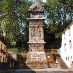 Igeli oszlop – A több, mint 1750 éves oszlop síremlék