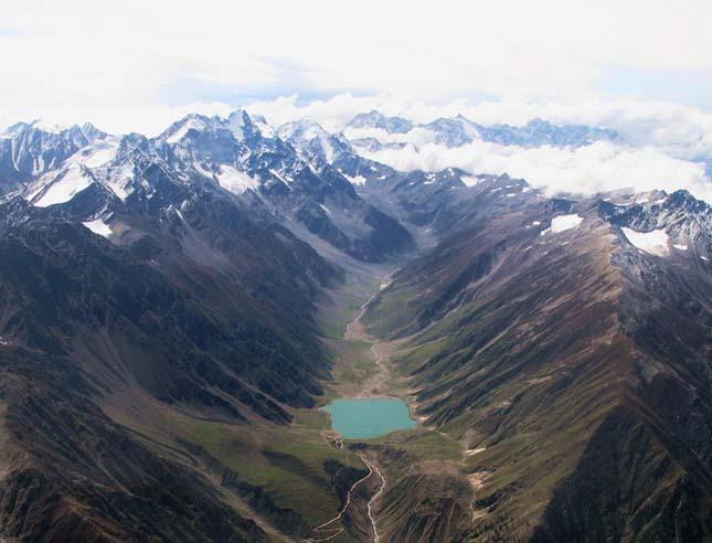 Karakoram Highway, Kína - Pakisztán
