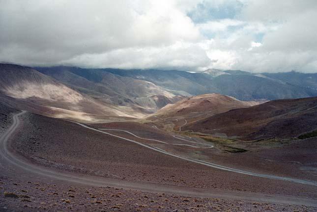 Ruta 40, Argentína