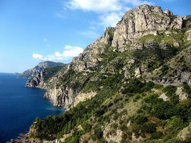 The Amalfi Coast, Olaszország