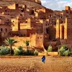 Aït Benhaddou – erődített marokkói falu