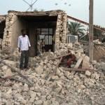 Nagy erejű földrengés rázta meg Iránt