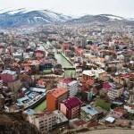 Erzurum – a hegyek közt fekvő török város