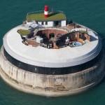 Spitbank Fort – erődből luxus szálloda