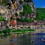 La Rouque-Gageac – elbűvölő francia falu
