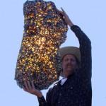 A lenyűgöző Fukang meteorit