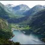 A csodálatos Geirangerfjord