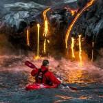 Evezés az aktív Kilauea vulkánnál
