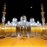 Zayed sejk-mecset – az Egyesült Arab Emírségek legnagyobb mecsete