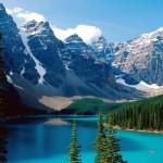 A Banff Nemzeti Park természeti csodái