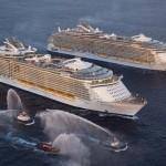 Allure of the Seas – a világ legnagyobb utasszállító óceánjáró hajója