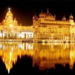 Aranytemplom - a szikhek szent temploma