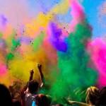 Holi – a színek fesztiválja