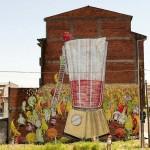 Street art – ötletes utcai művészet