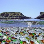 Üvegpart – Fort Bragg különleges tengerpartja