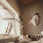 Jeremy Geddes szürreális festményei