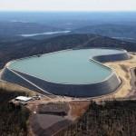 Taum Sauk vízi erőmű az Egyesült Államokban