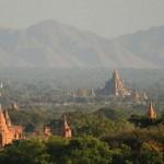 Bagan, az ezer templom vidéke Myanmarban