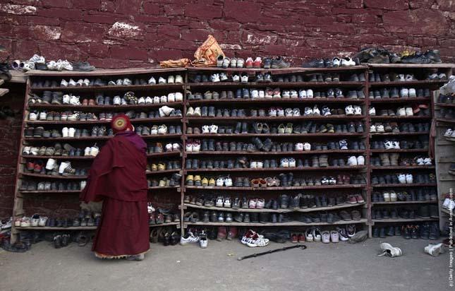 Larung Gar Buddhista Akadémia
