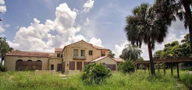 Bin Laden villa