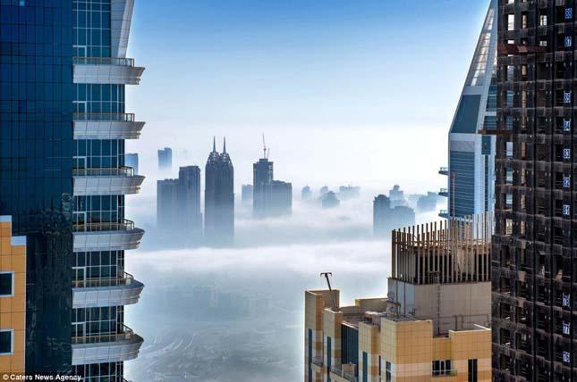 Dubai felhőkarcoló
