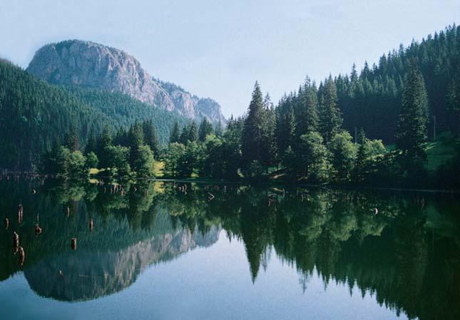 Békás szoros és Gyilkos tó Erdélyben
