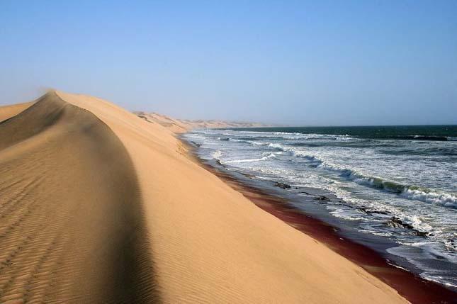 Namíb sivatag