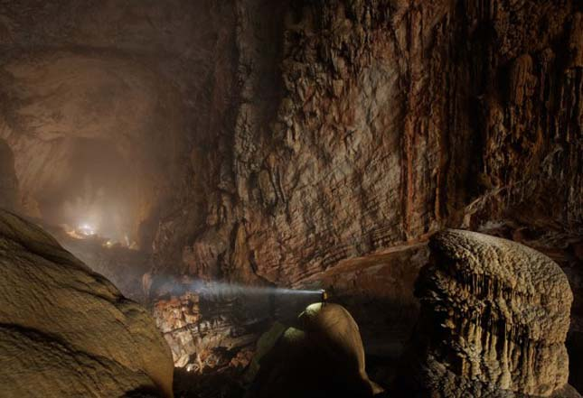 Hang Son Doong barlang, Vietnám