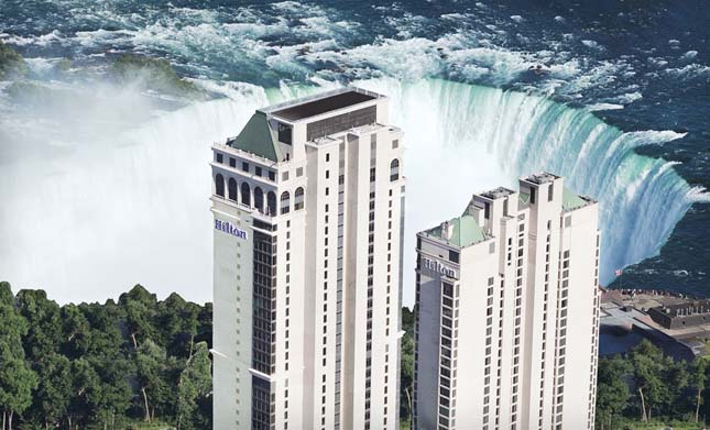 Hilton Hotel and Suites Niagara Falls