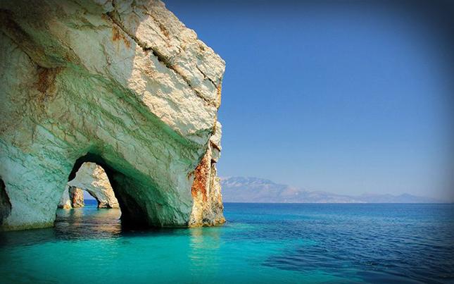 Kék barlang – Zakynthos sziget, Görögország