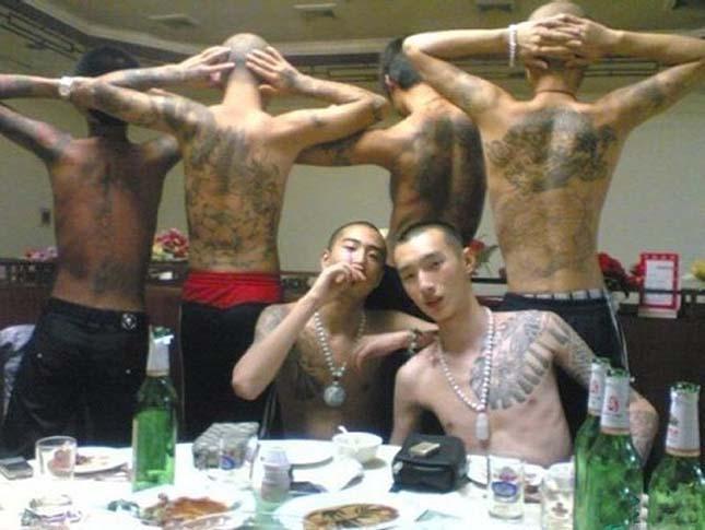 Kínai Triád