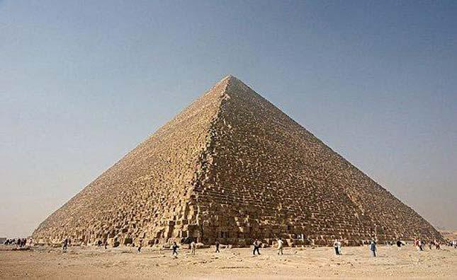 Khufu Nagy Piramisa
