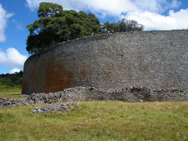 Nagy Zimbabwe fal