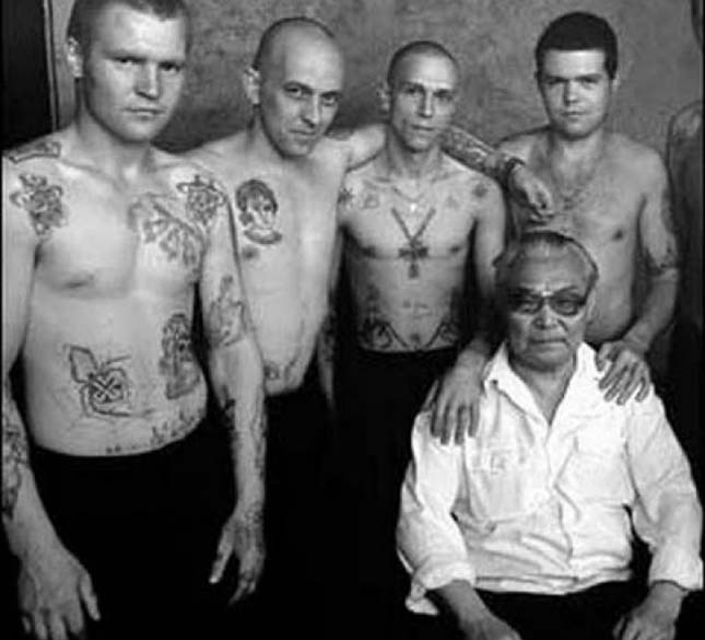 Orosz maffia