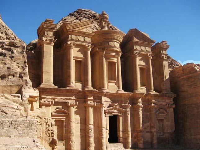 Petra kolostor
